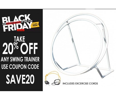 "Dual Ring Model Was $469.99 TAKE ANOTHER 20% OFF Coupon Code ""SAVE20 "" ONLY $375.99 - Fits Golfers 4'9 to 6'5"