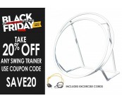 """Dual Ring Model Was $449.99 TAKE ANOTHER 20% OFF Coupon Code """"SAVE20 """" ONLY $359.99 - Fits Golfers 4'9 to 6'5"""