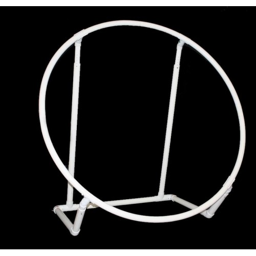 how to make a full circle pvc swing trainer