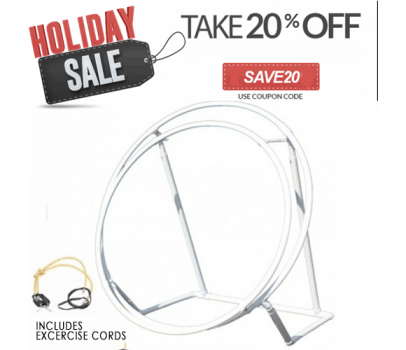 """New Uncleaned Dual Ring Model Was $399.99 TAKE ANOTHER 20% OFF Coupon Code """"SAVE20 """" ONLY $319.99 - Fits Golfers 4'9 to 6'5"""